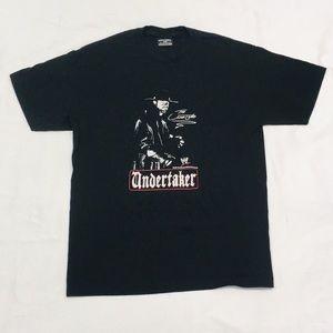"""Steve & Barry's """" WWE The Undertaker"""" T-Shirt"""